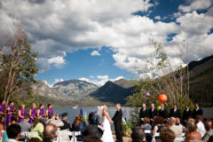 Wedding Ceremony at Point Park