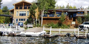 Grand Lake Colorado Lake House