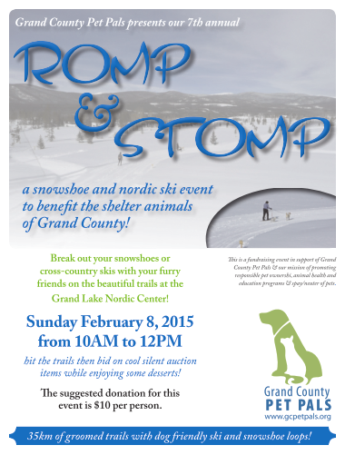 Nordic Ski for a Cause and FUN!