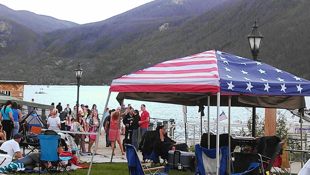 July 4th in Grand Lake
