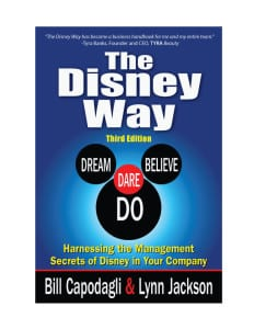 The Disney Way - 3rd Edition Cover, 2016