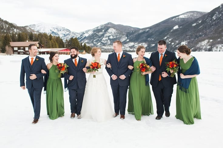 Get Married In Grand Lake, Colorado