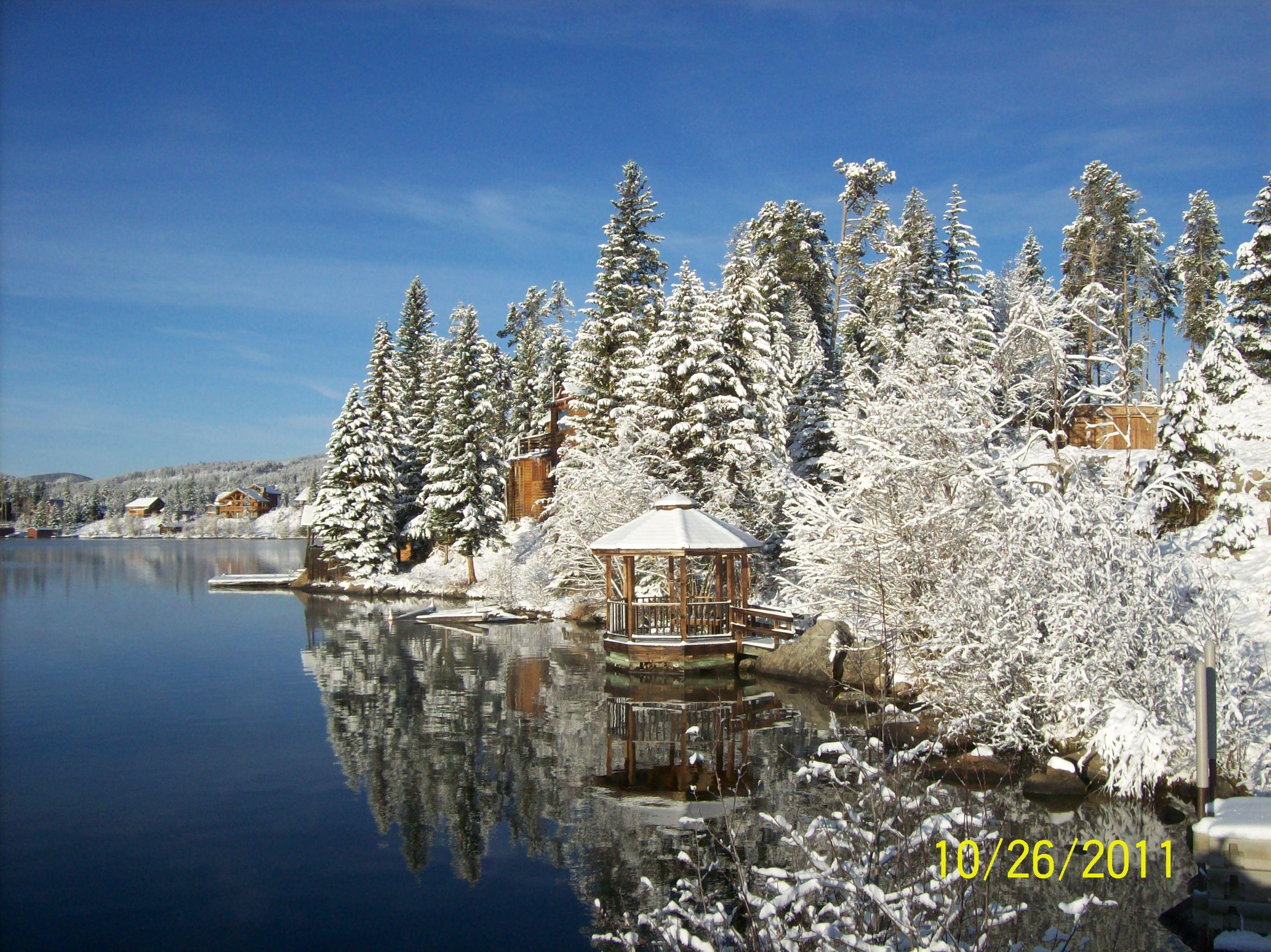 Winter Hotel In Grand Lake Colorado