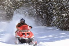 Snow Activities in Grand Lake, CO