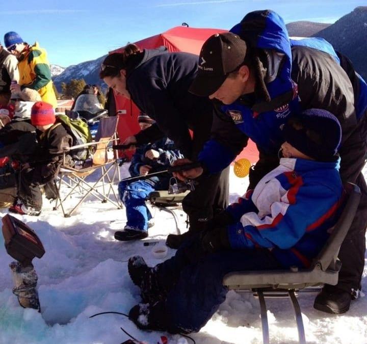 Snowshoeing, Ice Fishing, Nordic Skiing, Tubing, Snowmobiling and Winter Fun!