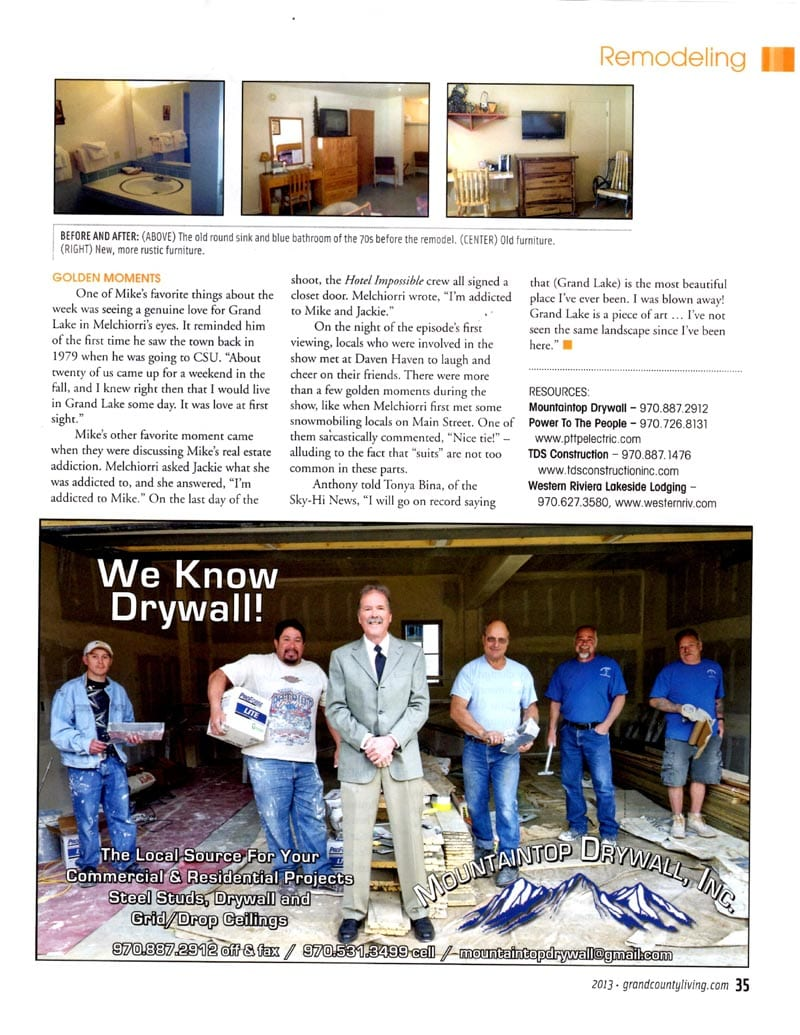 Grand County Living Magazine