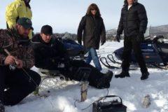Ice Fishing with Anthony Melchiorri