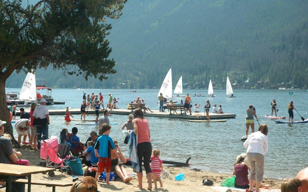 Annual Buffalo BBQ & Antique Boat Show in Grand Lake, Colorado