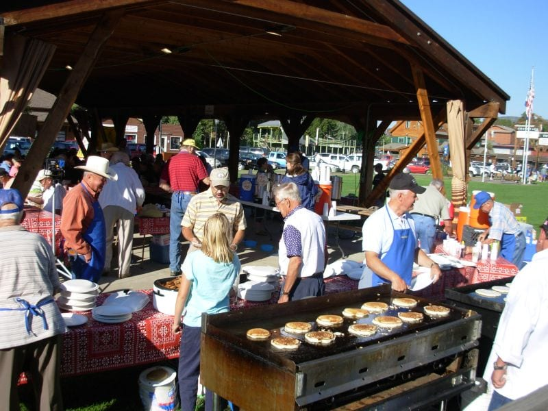 Rotary Club of Grand Lake Pancake Breakfast