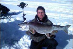 Grand Lake Colorado Ice Fishing Contest