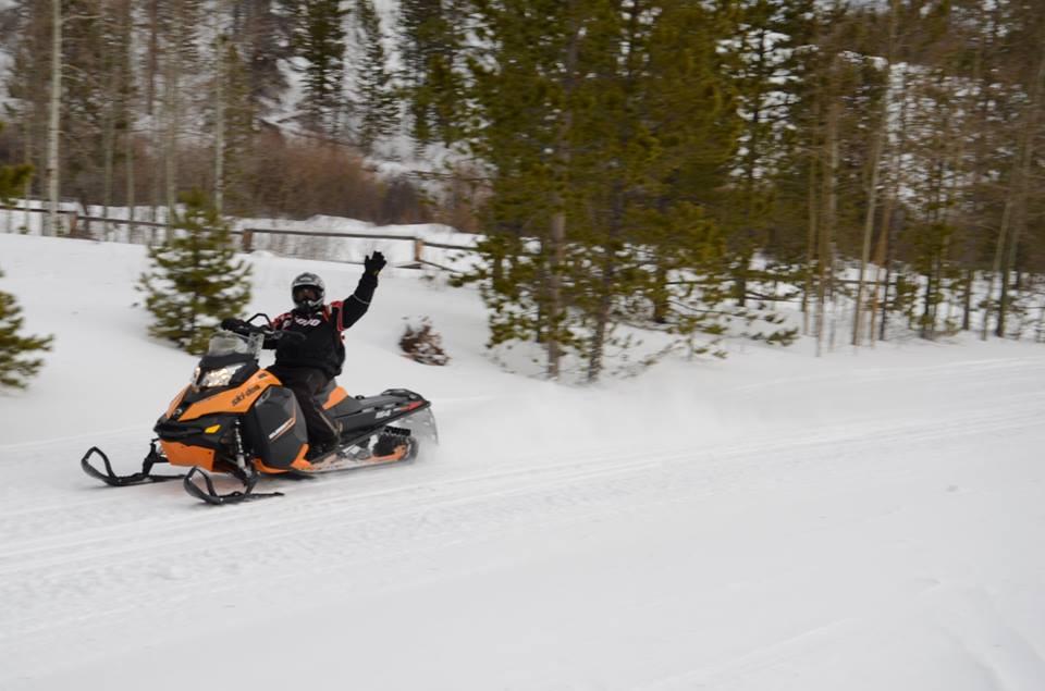 Spring Snowshoeing, Nordic Skiing, Snowmobiling & Ice Fishing