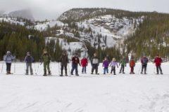Ranger Led Snowshoe Program