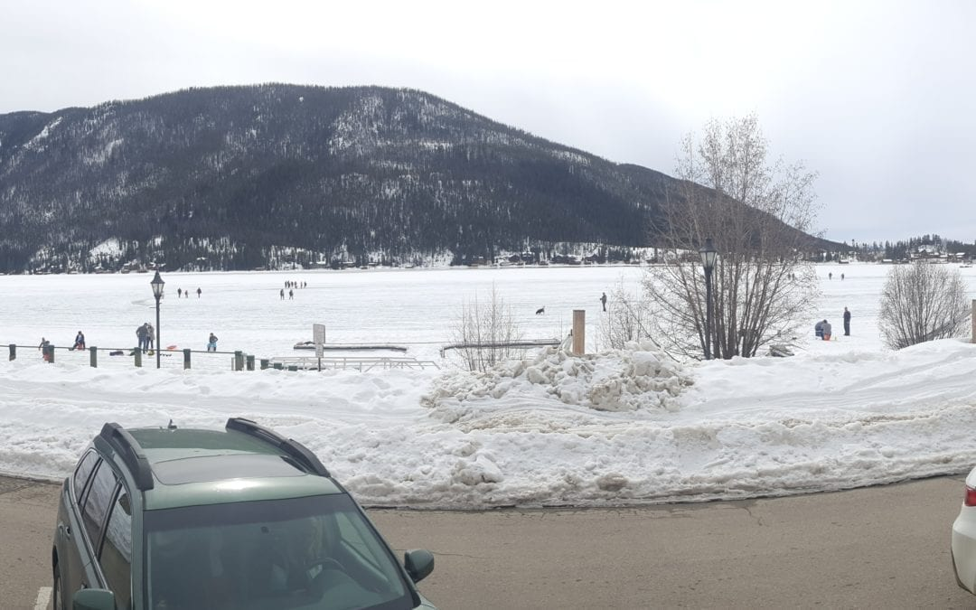Snowmobile Poker Run, Nordic Ski Race & Ice Fishing Contest
