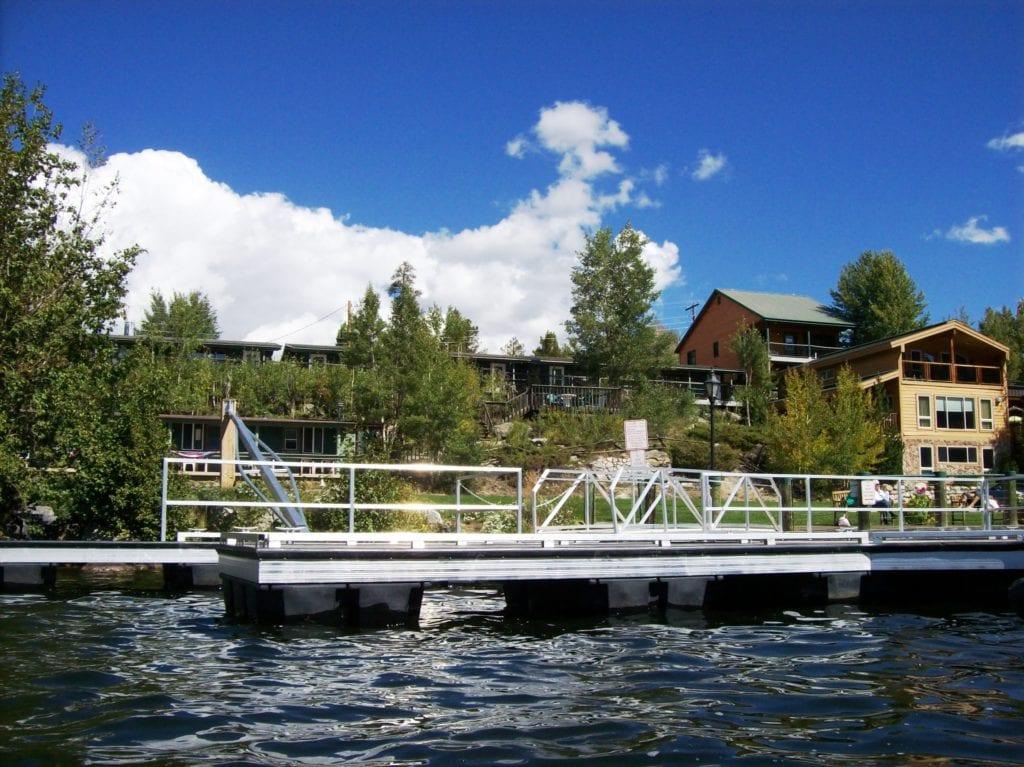 Lakeside cabins cabin lodging grand lake colorado for Grand lake cabins