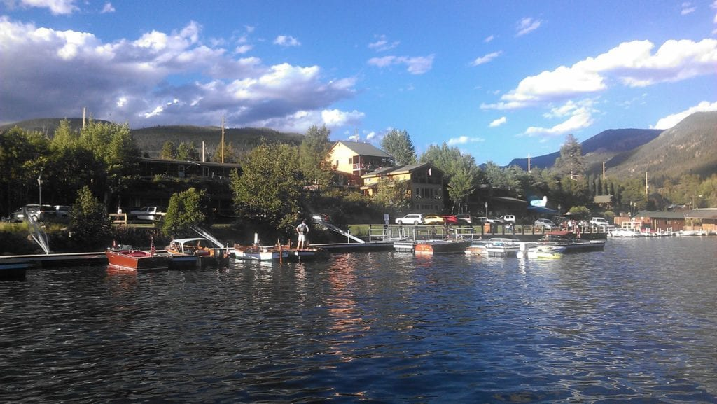Lakeside Cabins Cabin Lodging Grand Lake Colorado